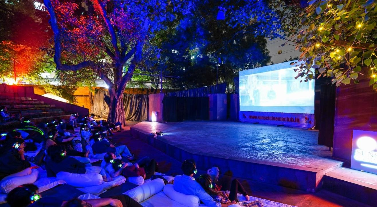 Open Air Cinema - Harry Potter Weekend