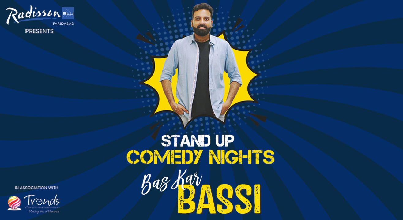 Anubhav Singh Bassi Stand Up Comedy Nights