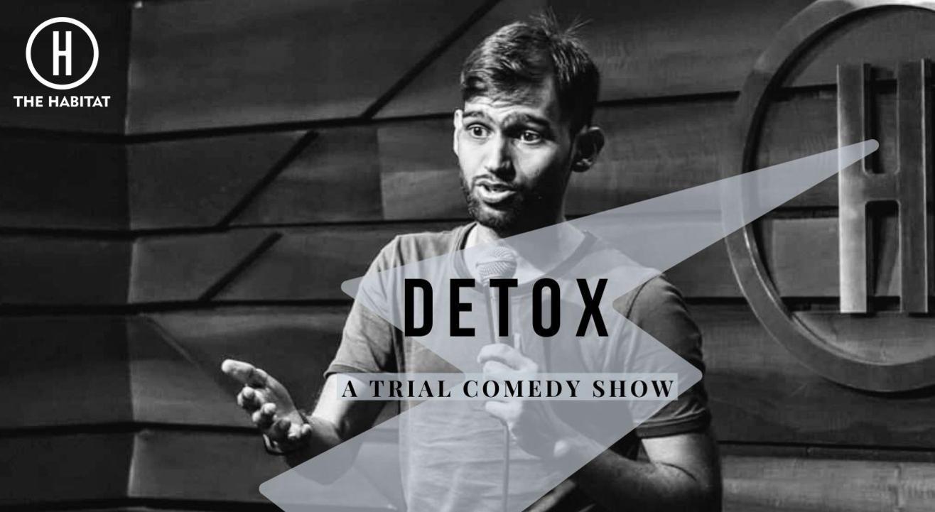 Detox - A Trial Comedy Show By Rajnish Kumar
