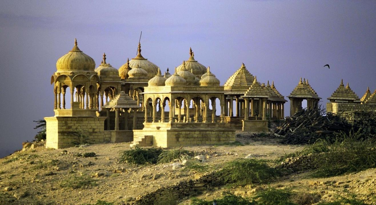 Rajasthan Backpacking to Udaipur Jaisalmer Jaipur