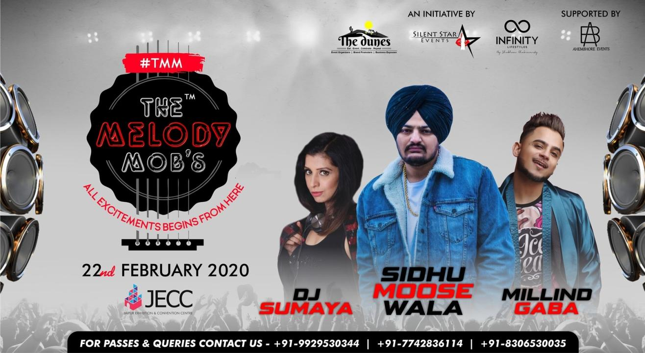 The Melody Mob's 2020 - Jaipur