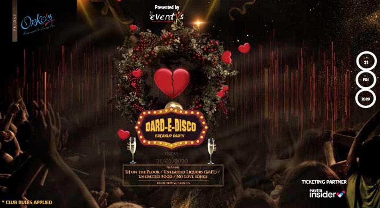 Dard-E-Disco Break-Up Party
