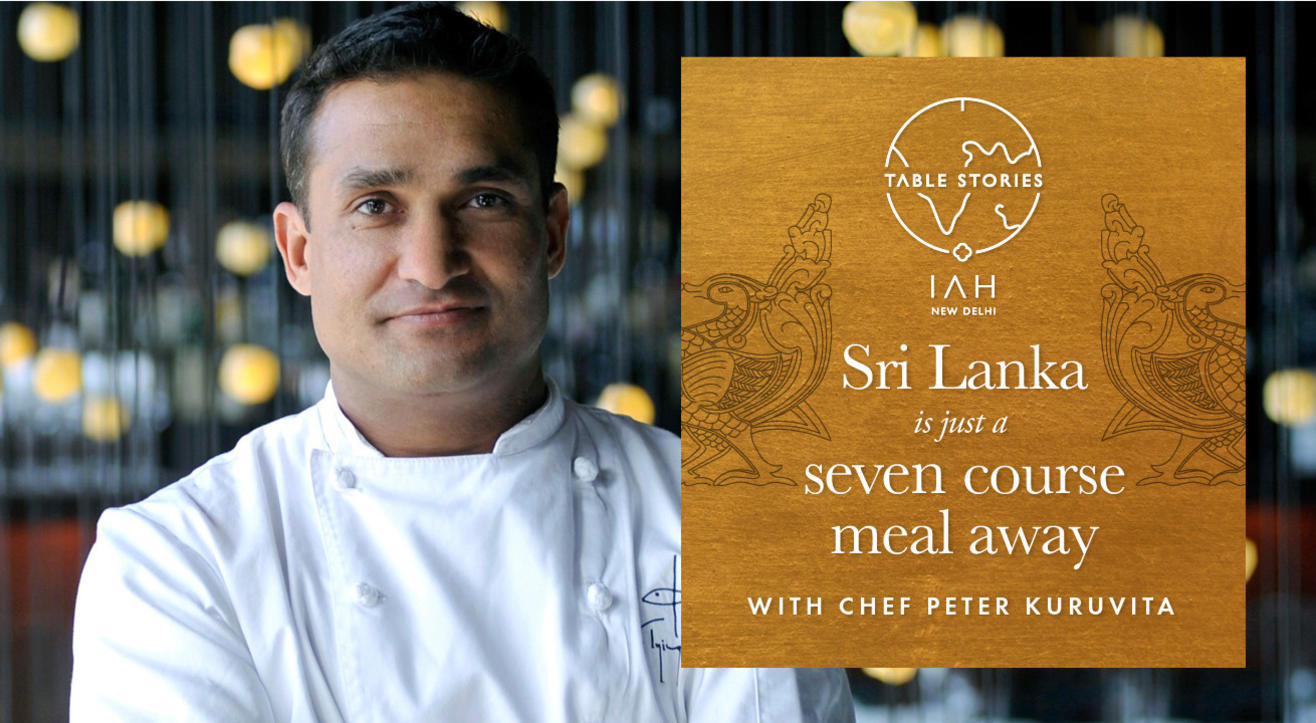 Table Stories with Chef Peter Kuruvita