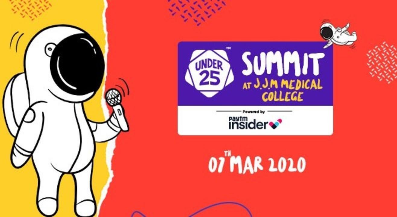 Under 25 Summit at J.J.M Medical College | Davanagere