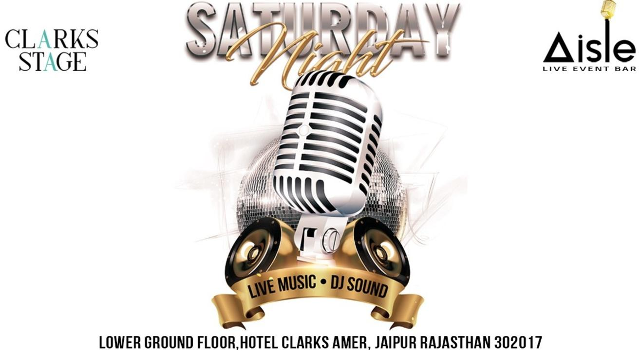Saturday Night Live at Aisle Clarks Stage