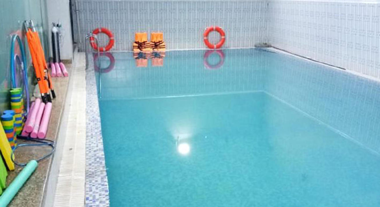 Fitso SEALs Swimming Classes Oyo Townhouse