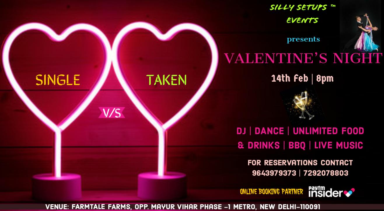 Valentine's Party 2020 , NEW DELHI