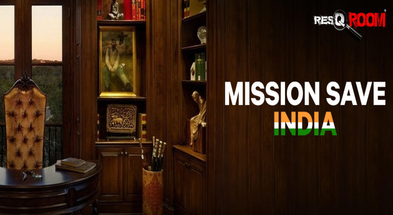 ResQRoom - Mission Save India (Mumbai)