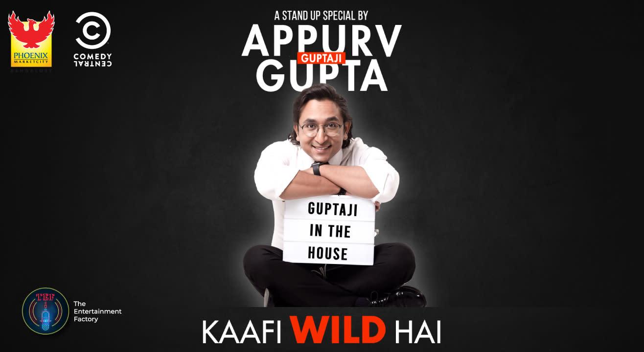Kaafi Wild Hai- Appurv Gupta Live