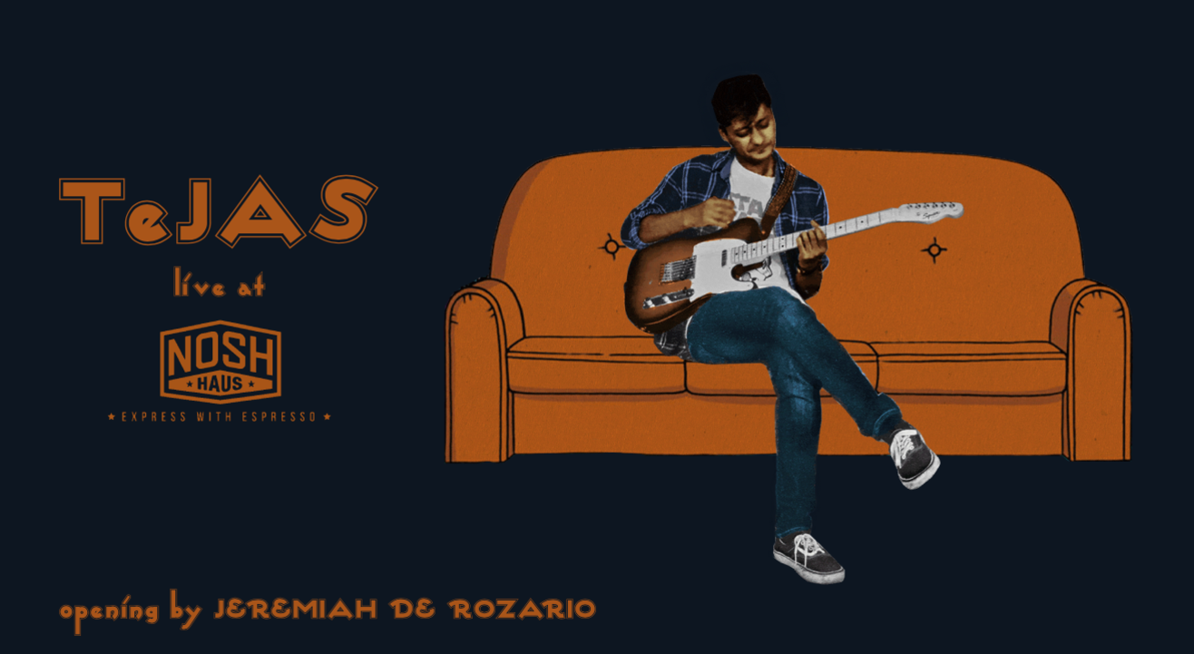 TEJAS live at Nosh Haus