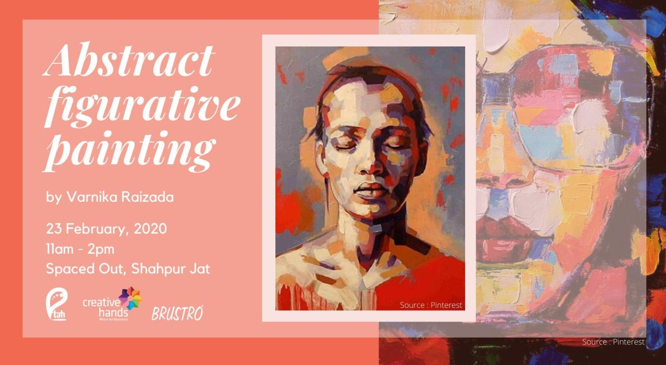 Abstract Figurative Painting Workshop