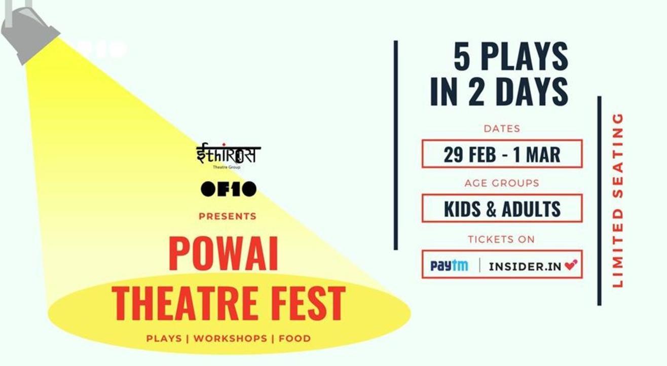 Powai Theater Fest