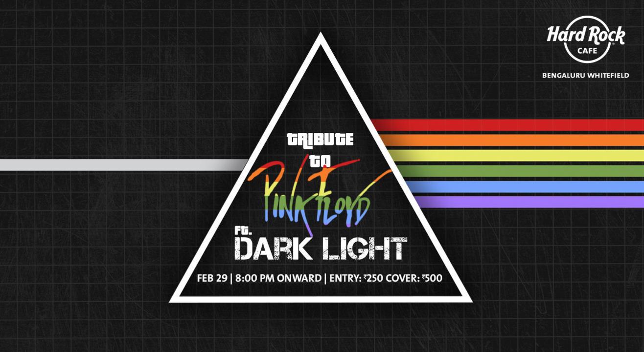 Tribute to Pink Floyd ft. Dark Light