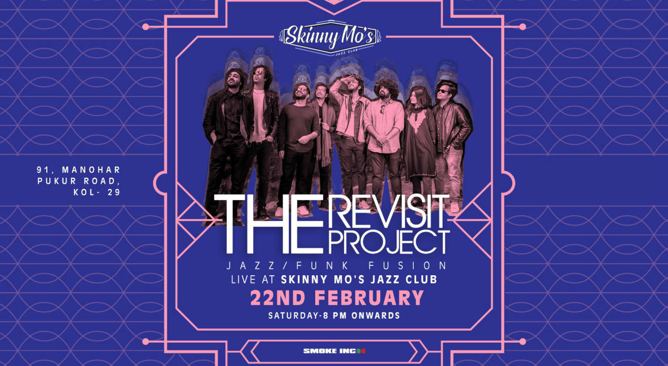 The Revisit Project at Skinny Mo's Jazz Club
