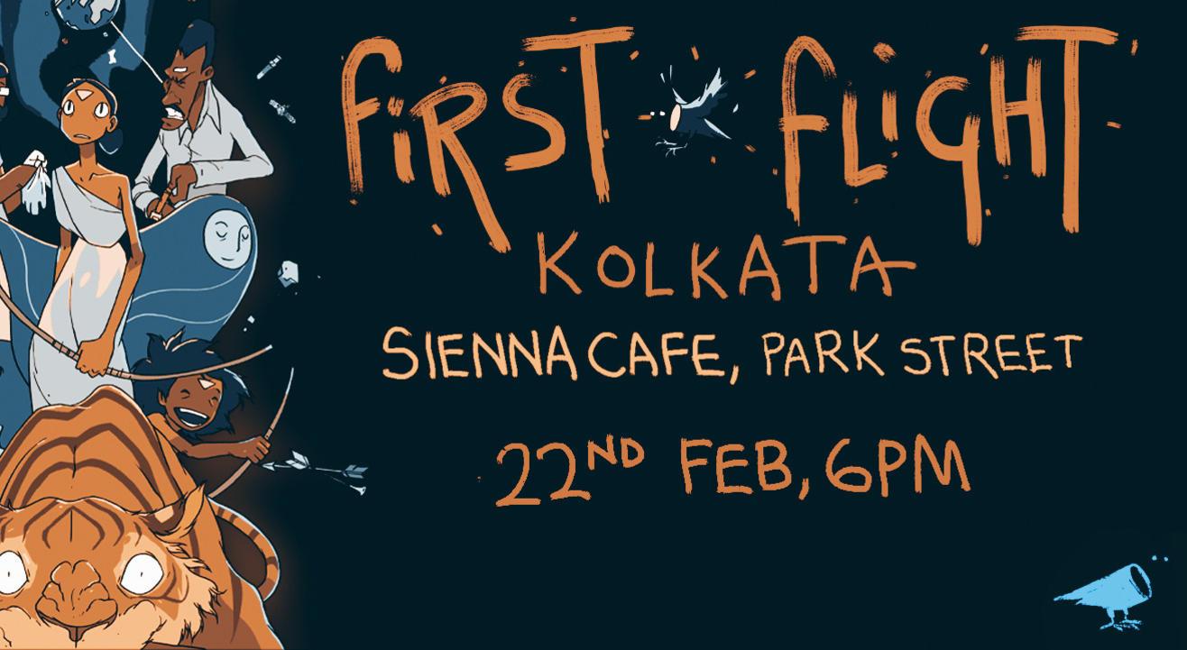 First Flight - Kolkata