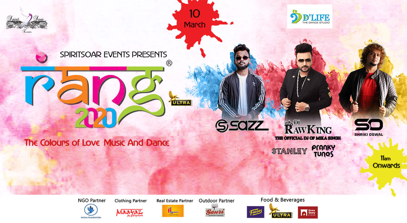 RANG 2020: The Colours of Love Music & Dance