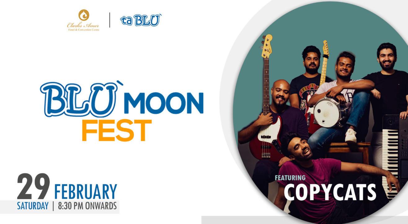 Blu Moon Fest at taBlu