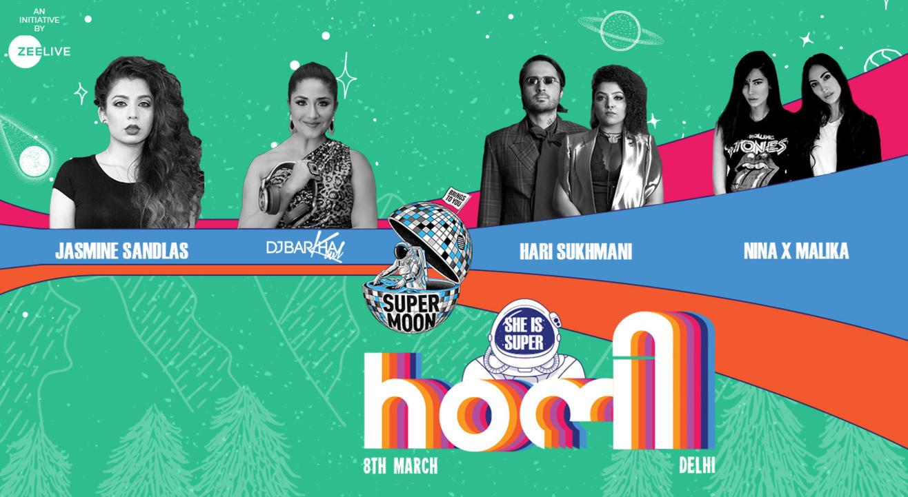 Supermoon Holi   Delhi   8th March