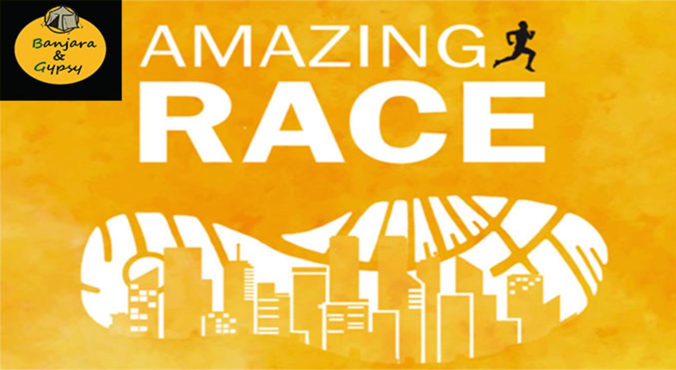 B&G Amazing Adventure Race, Namma Bengaluru Edition - Sign up