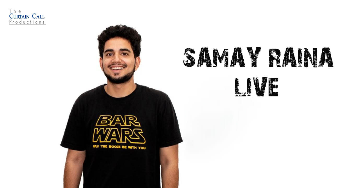 Samay Raina Live in Gurgaon