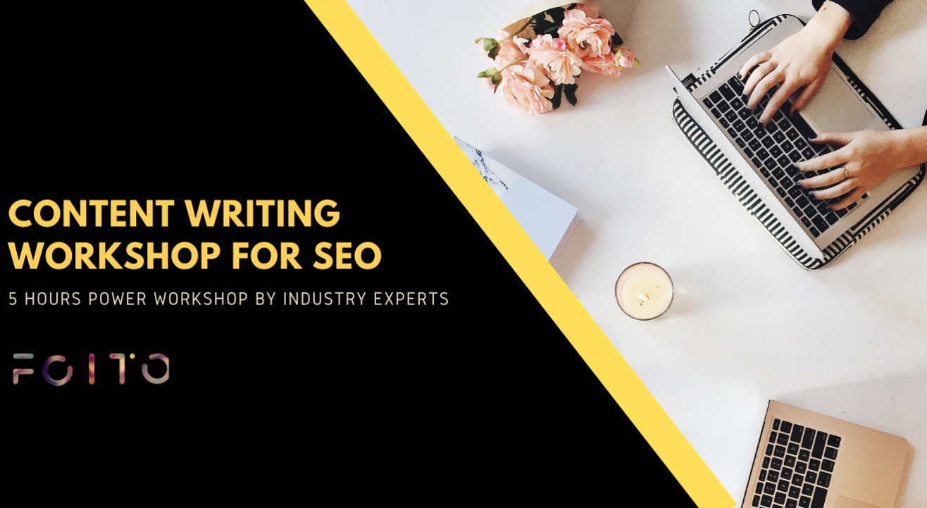 Content Writing Workshop for SEO