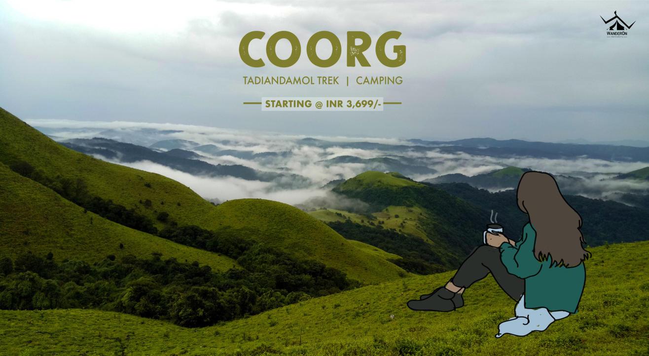 WanderOn Coorg Weekend Trip