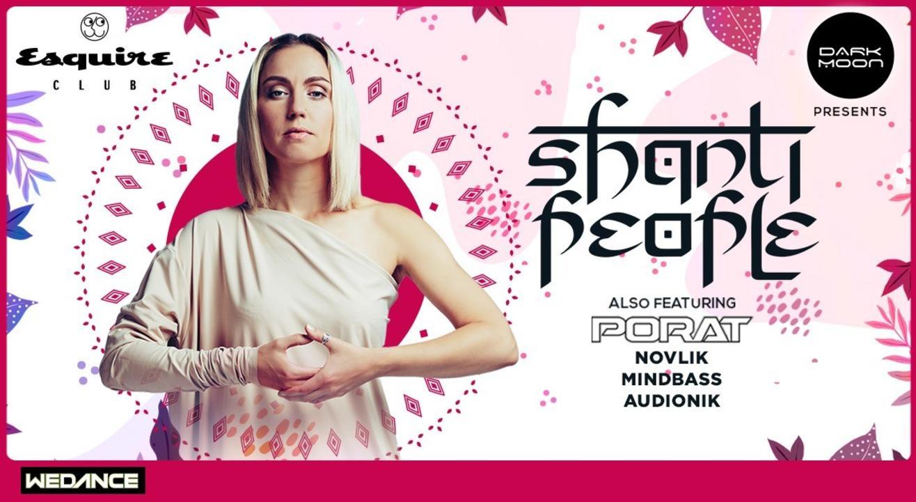 Shanti People & Porat Live in Delhi