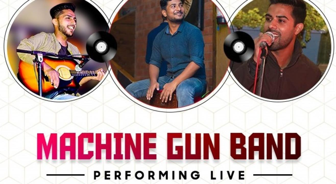 Sufi Night With Machine Gun Band