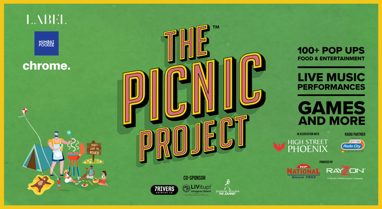The Picnic Project - Experience Mumbai's First Urban Picnic!