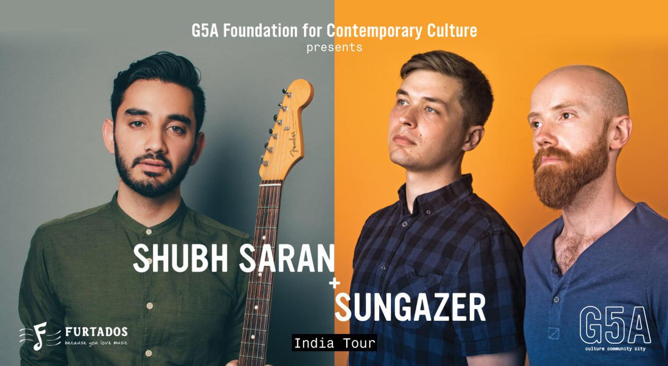 Shubh Saran + Sungazer