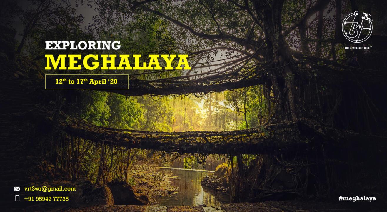 Meghalaya Backpacking Tour