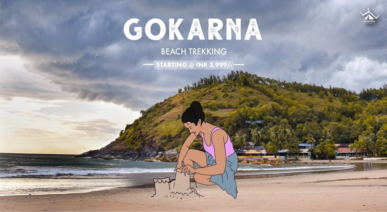 WanderOn Gokarna Weekend Trip