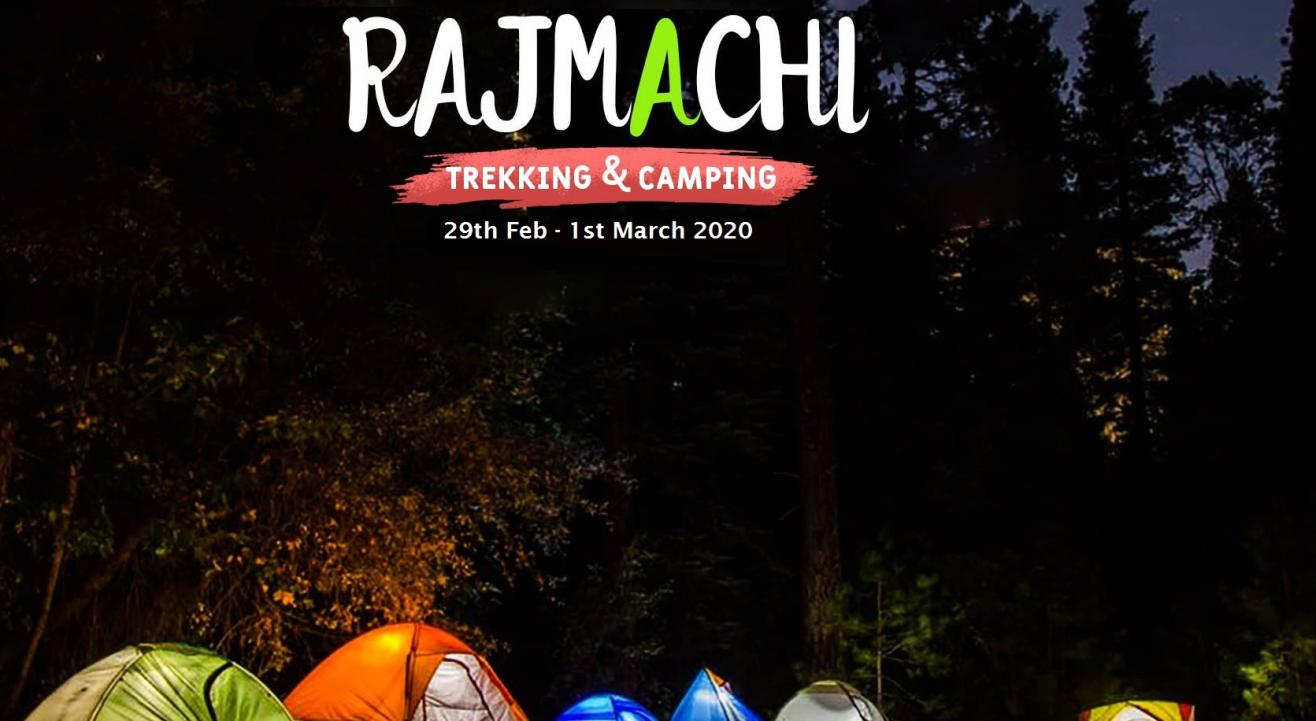 Trekking and Camping at Rajmachi with Trikon