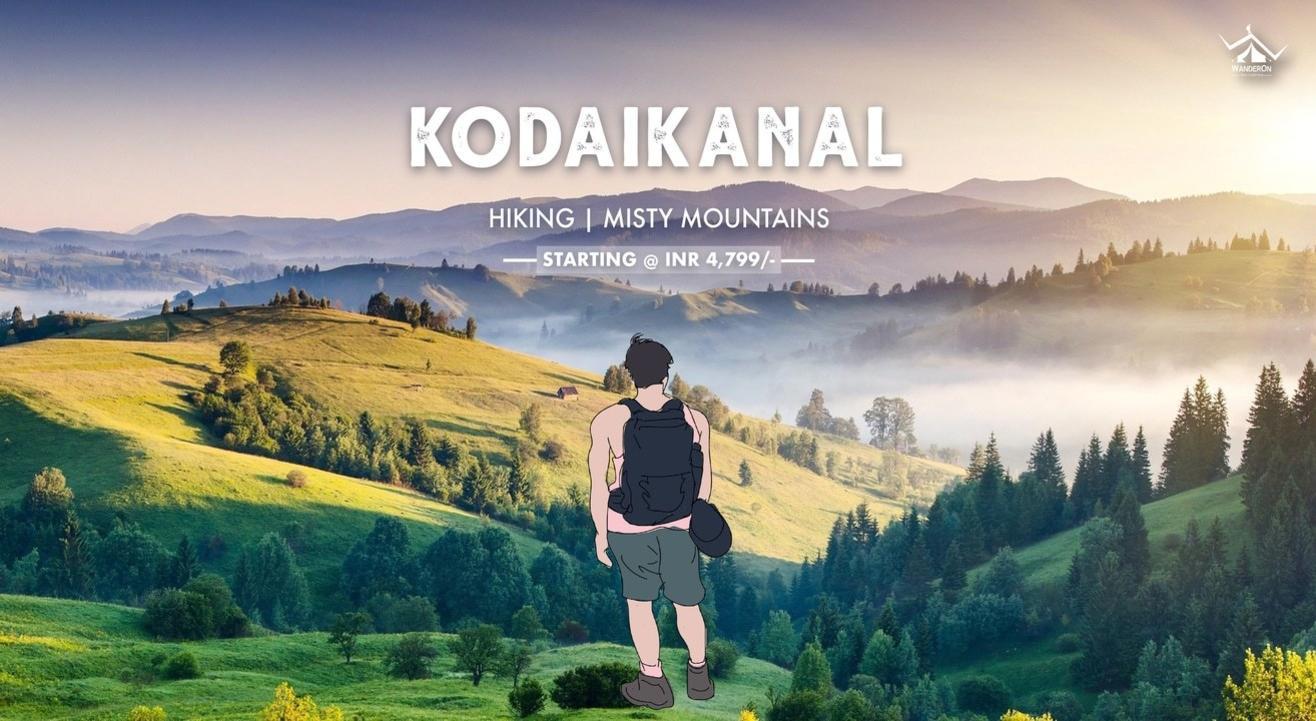 WanderOn Kodaikanal Weekend Trip