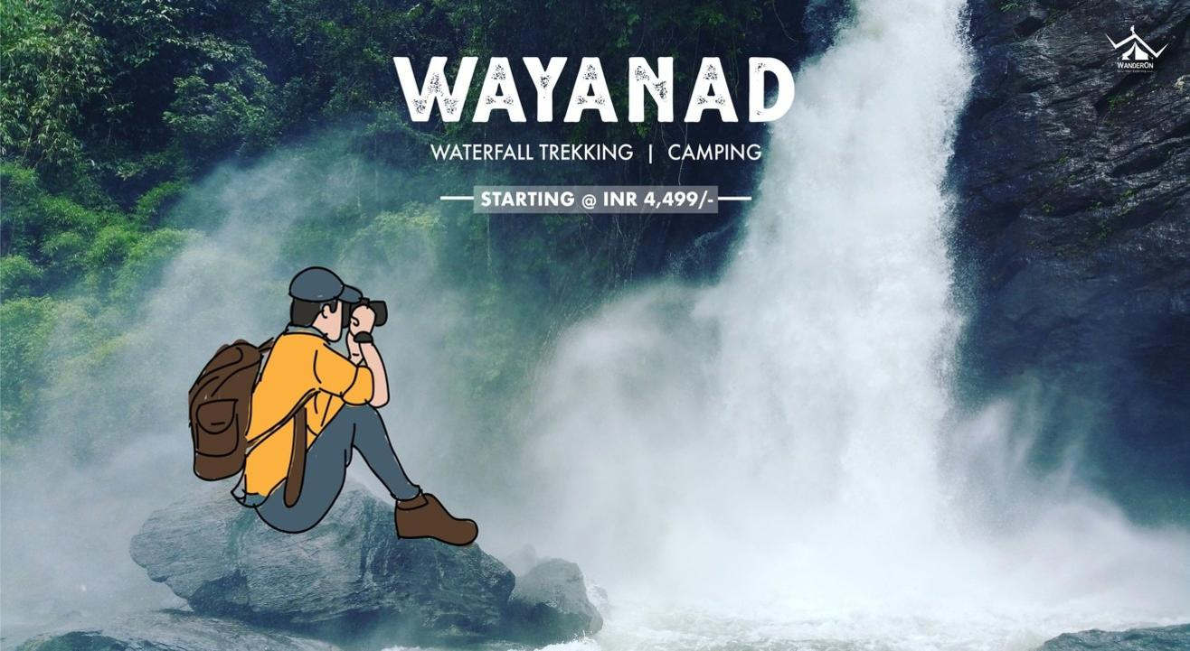 WanderOn Wayanad Weekend Trip