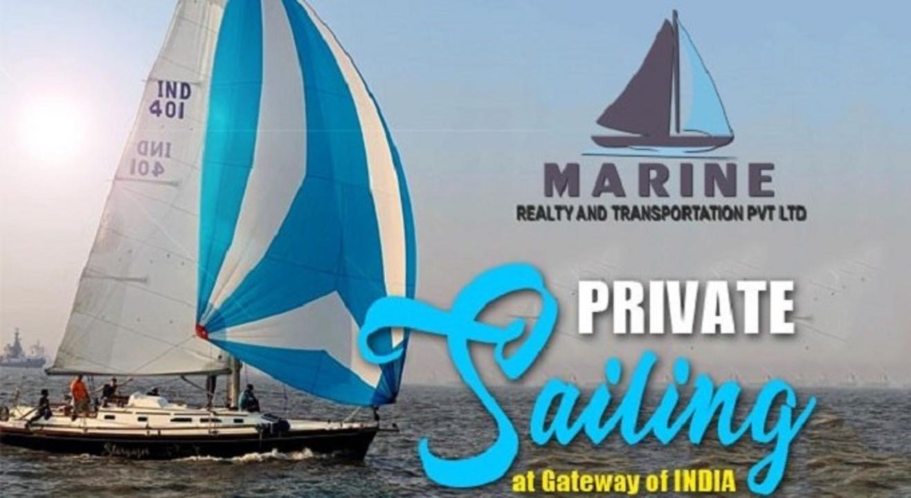 Sailing Stargazer - Sailing At Gateway Of India