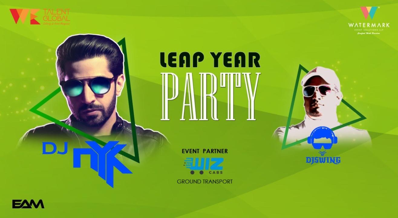 Leap Year Party with DJ NYK