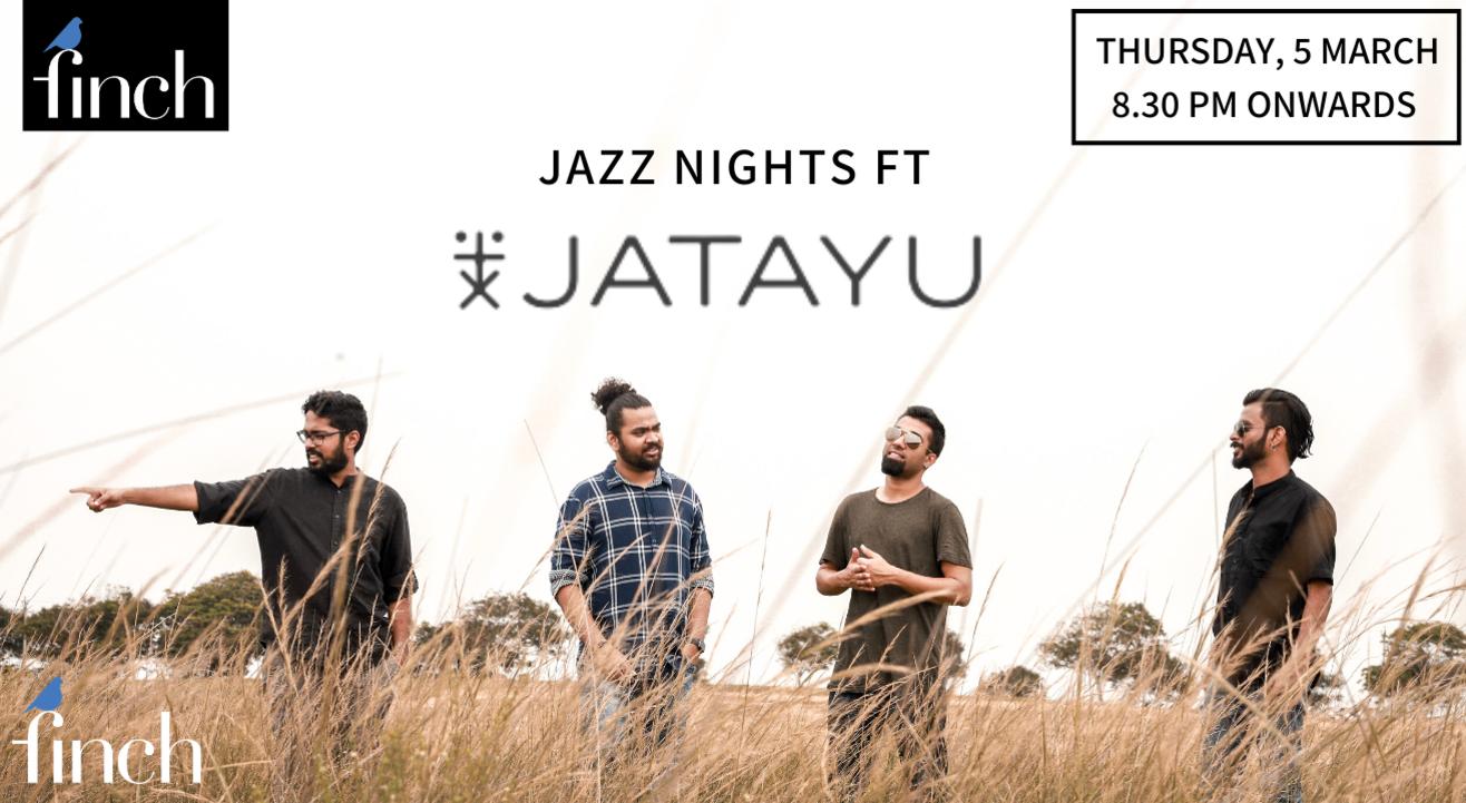 Jazz Night Ft. JATAYU