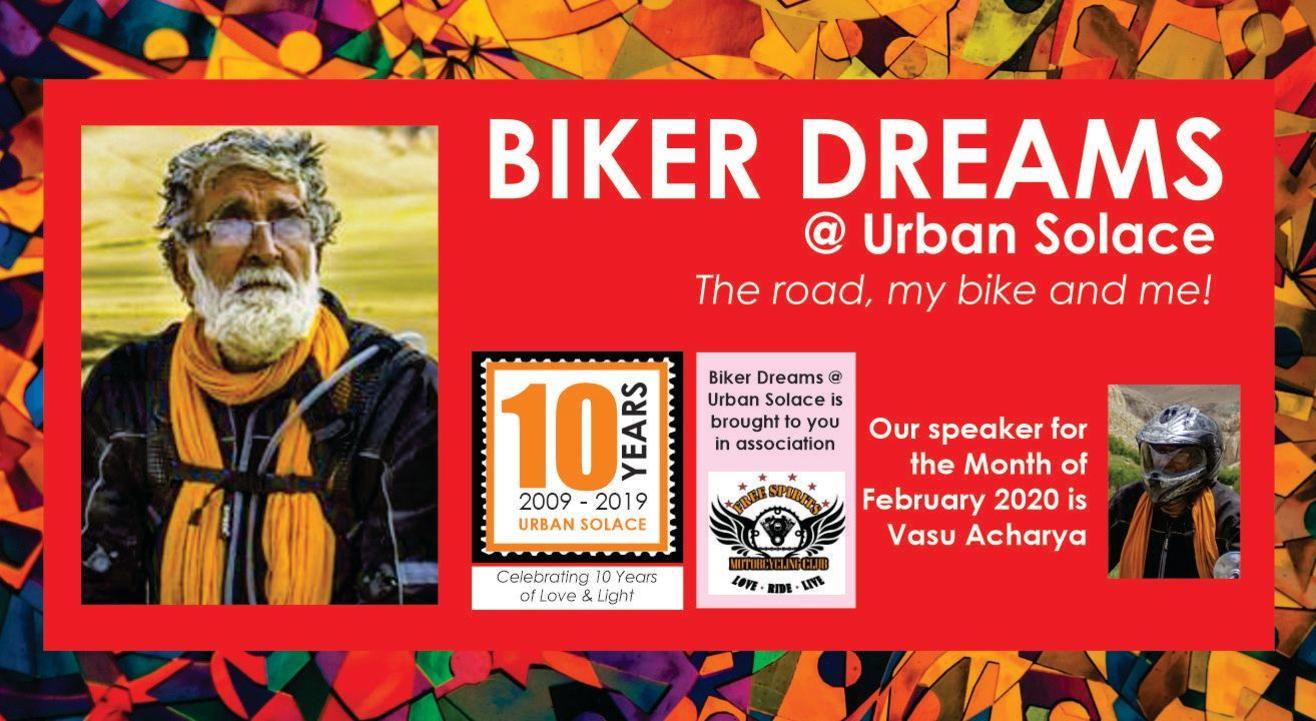 Biker Dreams @ Urban Solace - February 2020 Edition