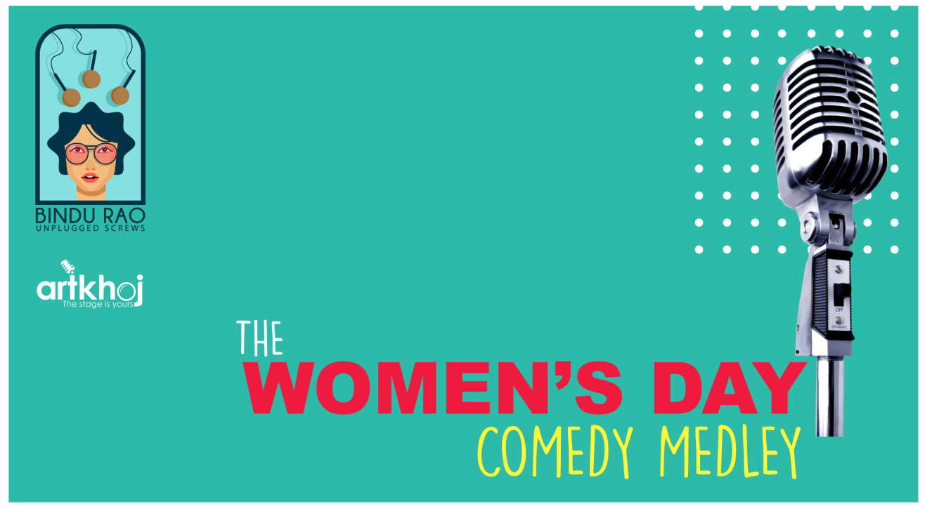 The Women's Day Comedy Medley