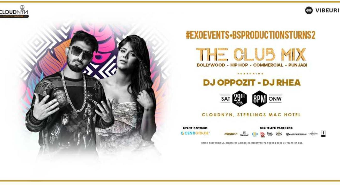 TheClubMix ft. Oppozit & Rhea