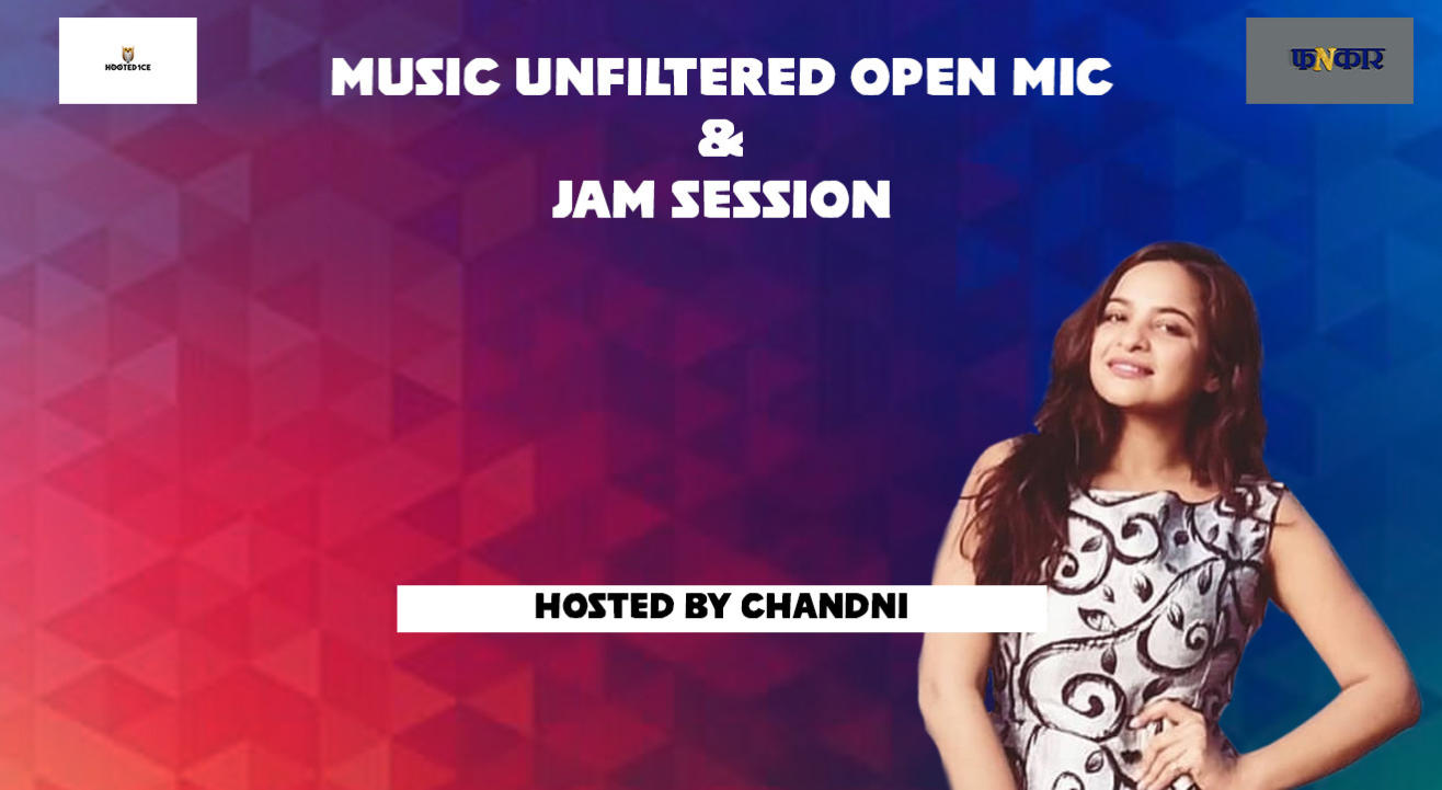 Music Unfiltered Open Mic and Jam  Session