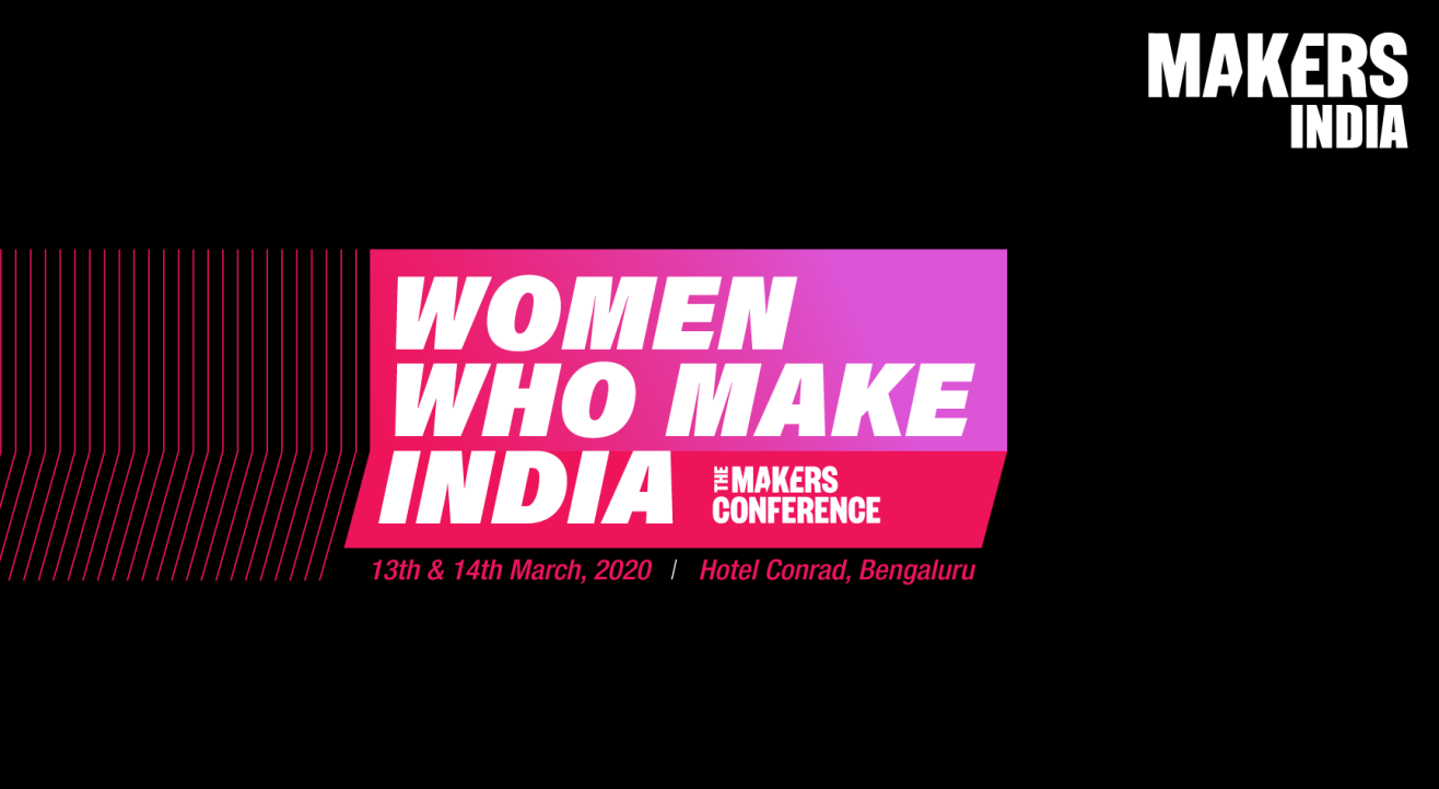 MAKERS India Conference