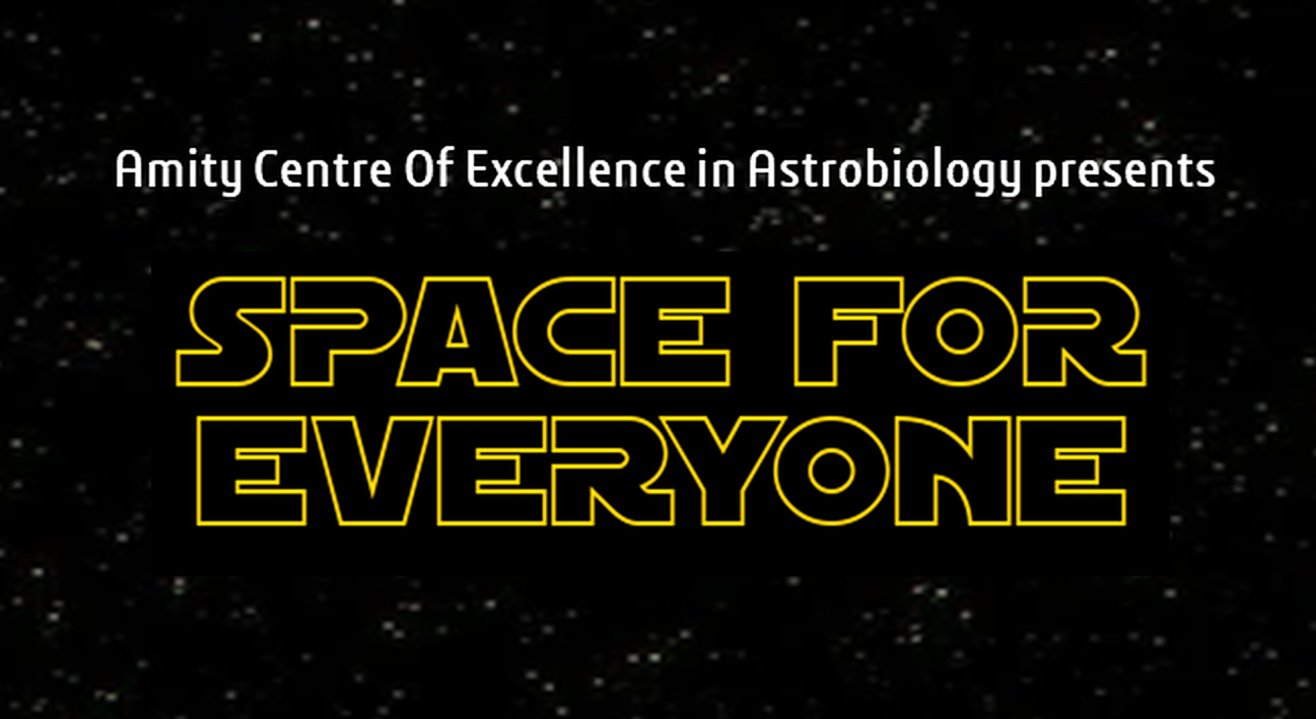 Space For Everyone!  Workshop