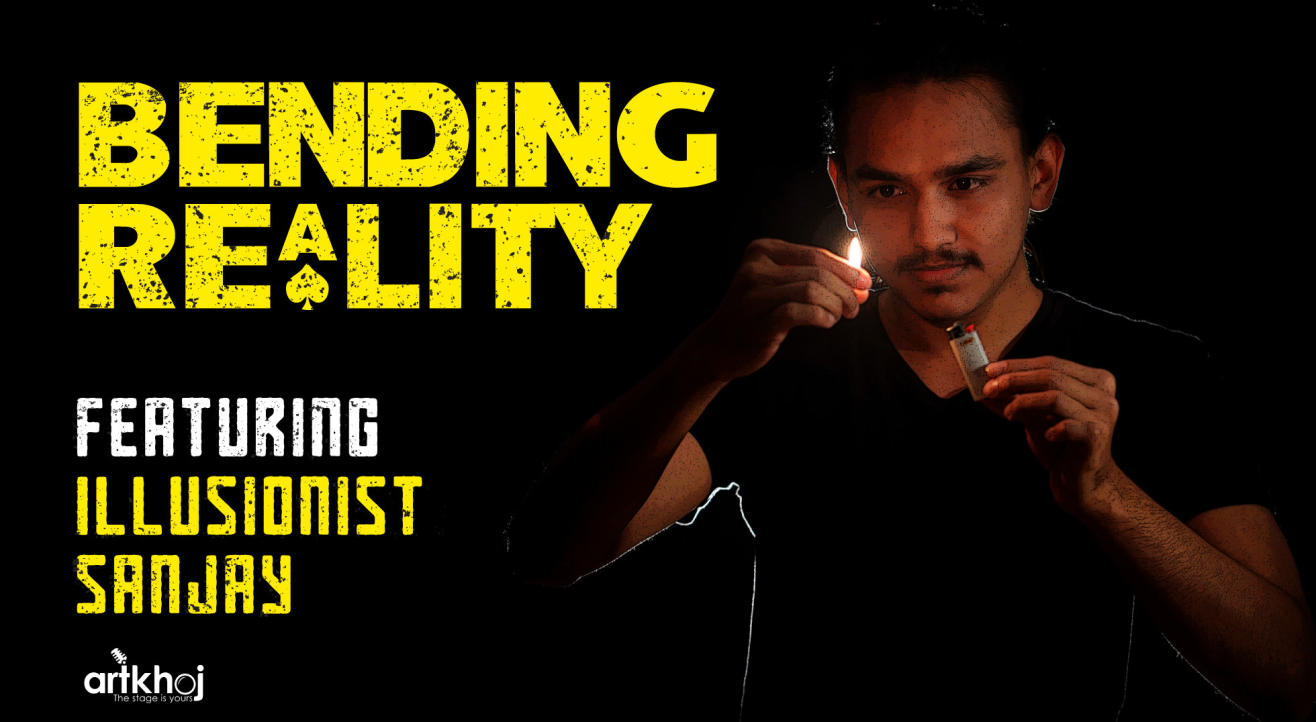 Bending Reality - A Magic Show by Illusionist Sanjay