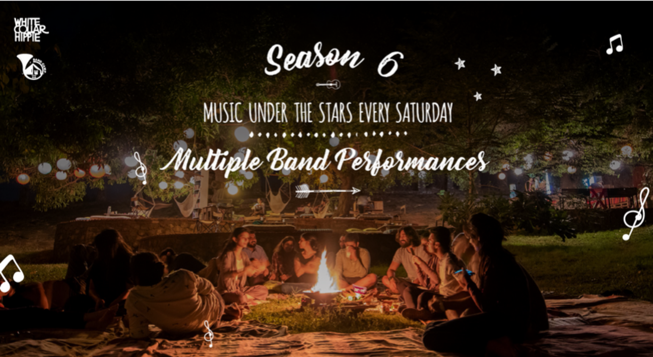 BandCamp: Music Under the Stars at Uttan