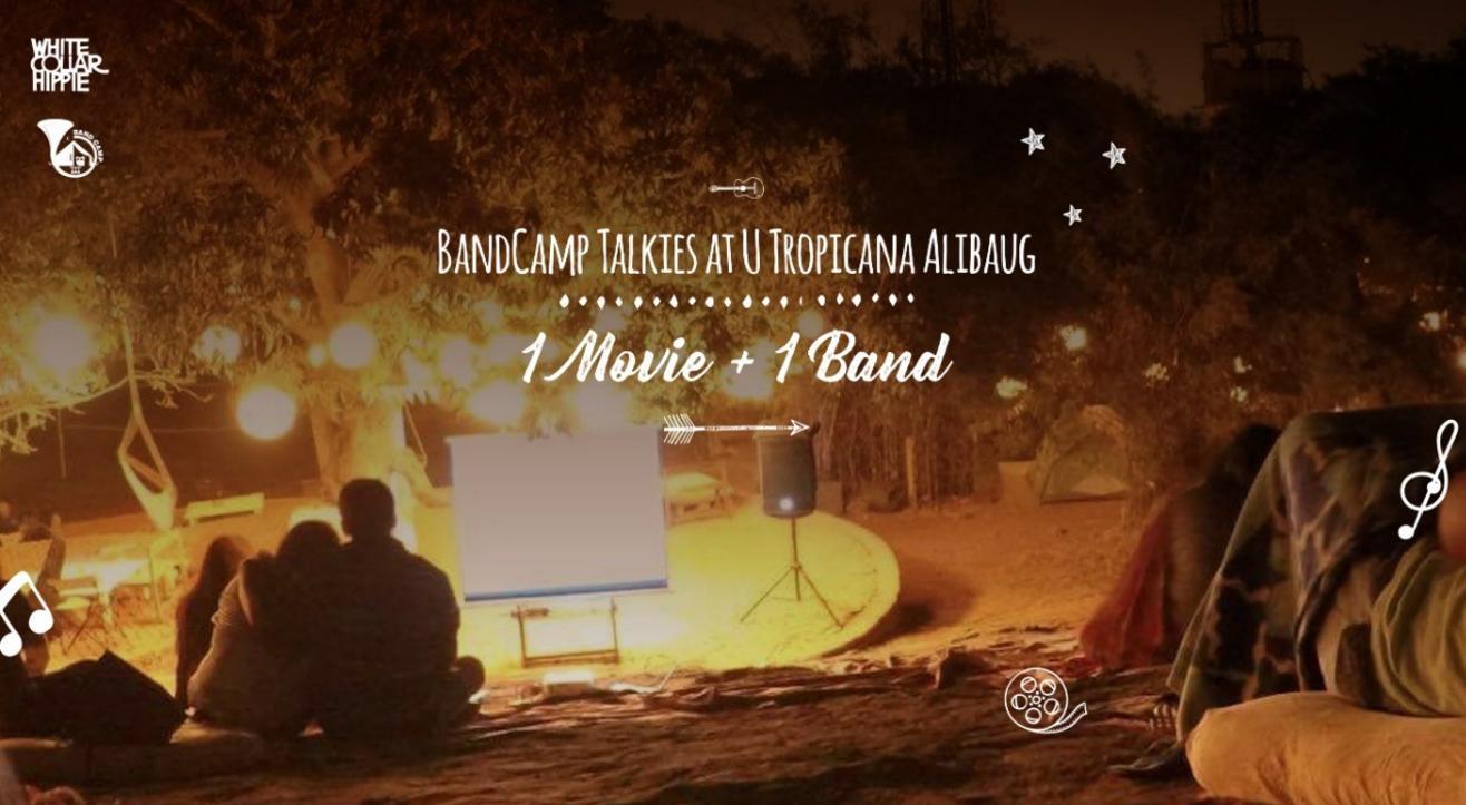BandCamp Talkies at Alibaug
