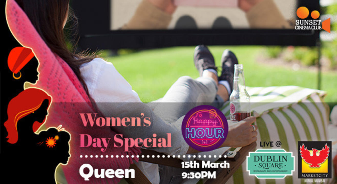 Movies & Chill – Women's Day Special