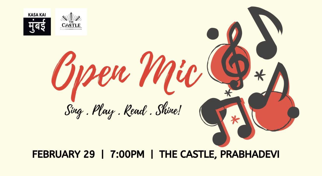 Open Mic At Prabhadevi