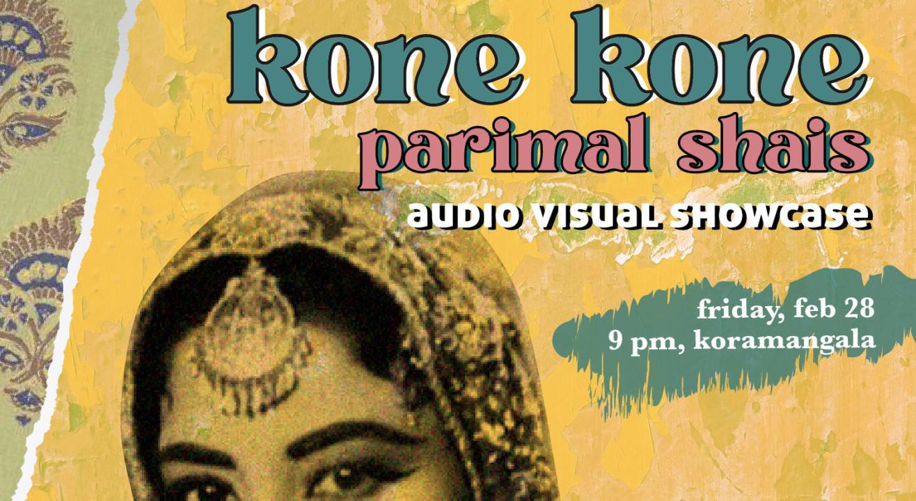 Foxtrot  Presents - Kone Kone & Parimal Shais
